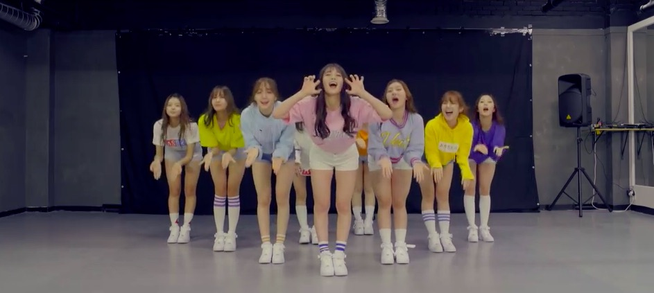 """Watch: Pristin (Formerly Pledis Girlz) Covers I.O.I's """"Very Very Very"""" For 4th Debut Project"""