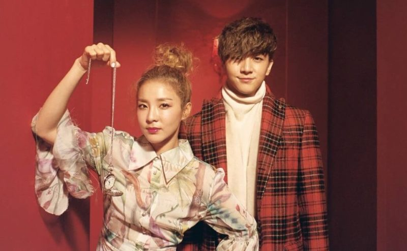 Thunder Gives His Honest Opinion On Collaborating With Sister Sandara Park