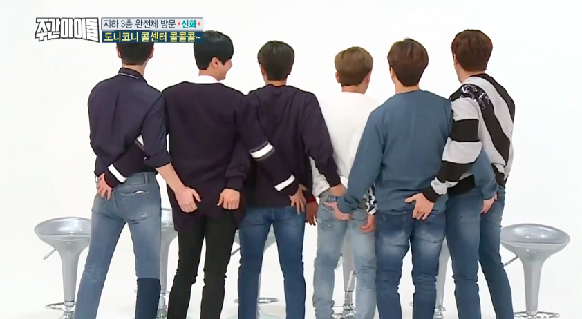 Watch: Shinhwa Shares Their Hilarious Secret To Looking Happy In Photo Shoots