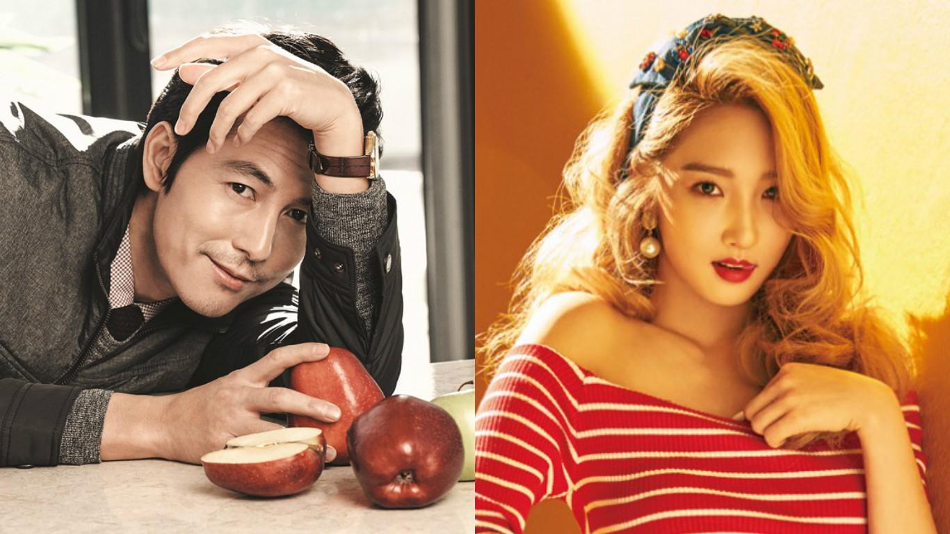 "Jung Woo Sung Praises Nam Ji Hyun As ""A Person Who Has Big Dreams About Acting"""