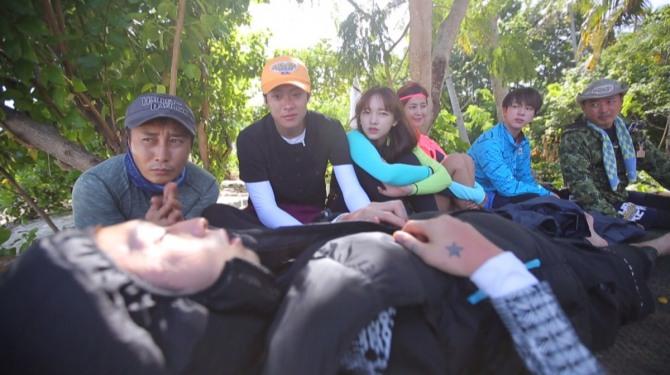 Jin Gong Myung Yoon Da Hoon Solbi Cheng Xiao Jin Lee Byung Man Sleepy 2