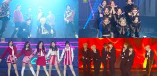 seoul music awards peformances