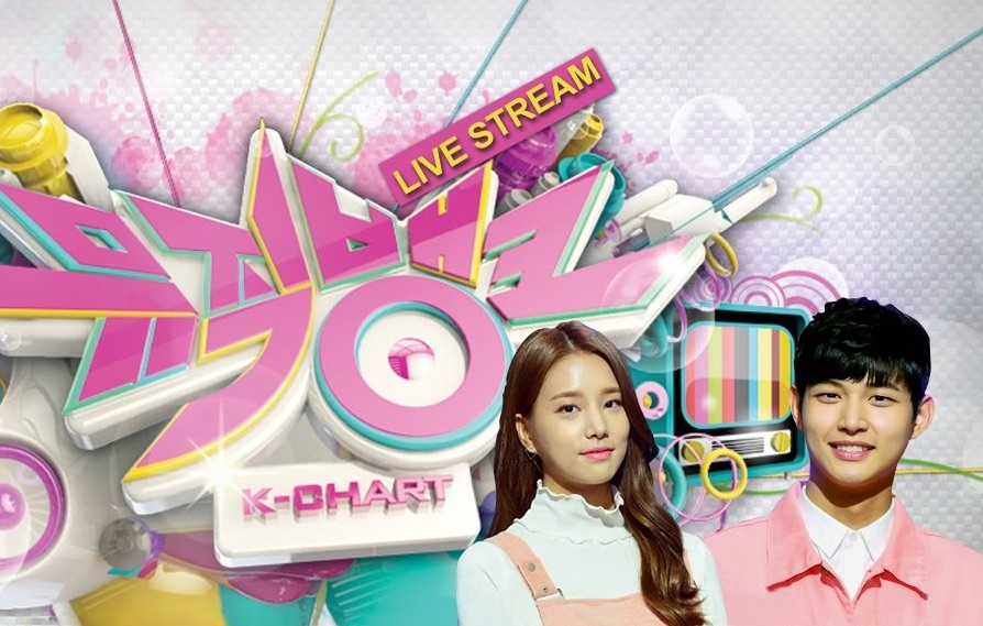 "Watch Live: MAMAMOO, MONSTA X, 9MUSES, And More Perform On ""Music Bank"""