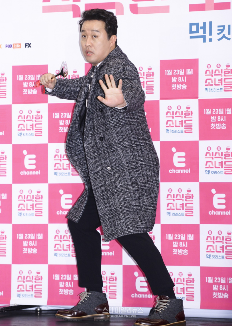 """Jung Joon Ha Opens Up About The Image He Has Because Of """"Infinite Challenge"""""""