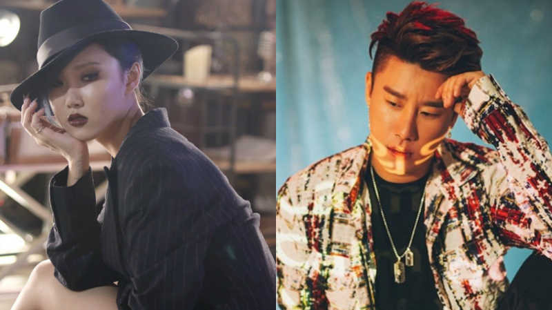 MAMAMOO's Hwasa To Feature In San E's Newest Title Track
