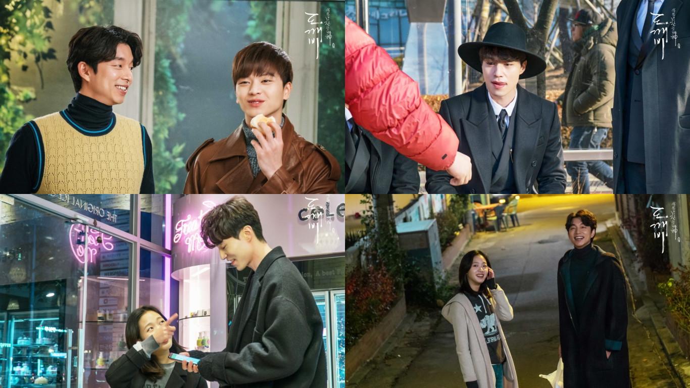 Gong Yoo Yook Sungjae Lee Dong Wook Kim Go Eun