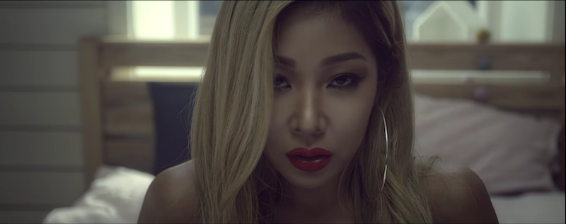 "Watch: Jessi Sings ""Don't Make Me Cry"" In Emotional Breakup MV"