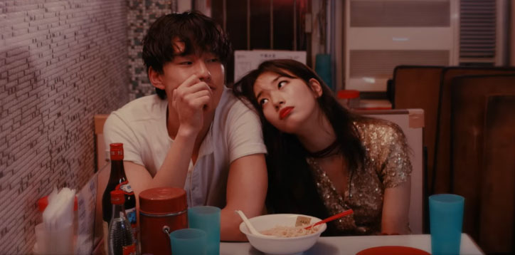 """Suzy Shares Stories From Filming """"Yes No Maybe"""" Music Video"""
