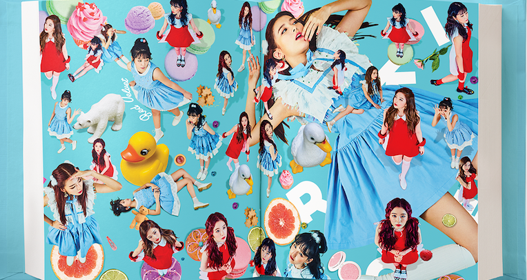 Red Velvet Shares First Look At Comeback Through Cute Teaser Photos