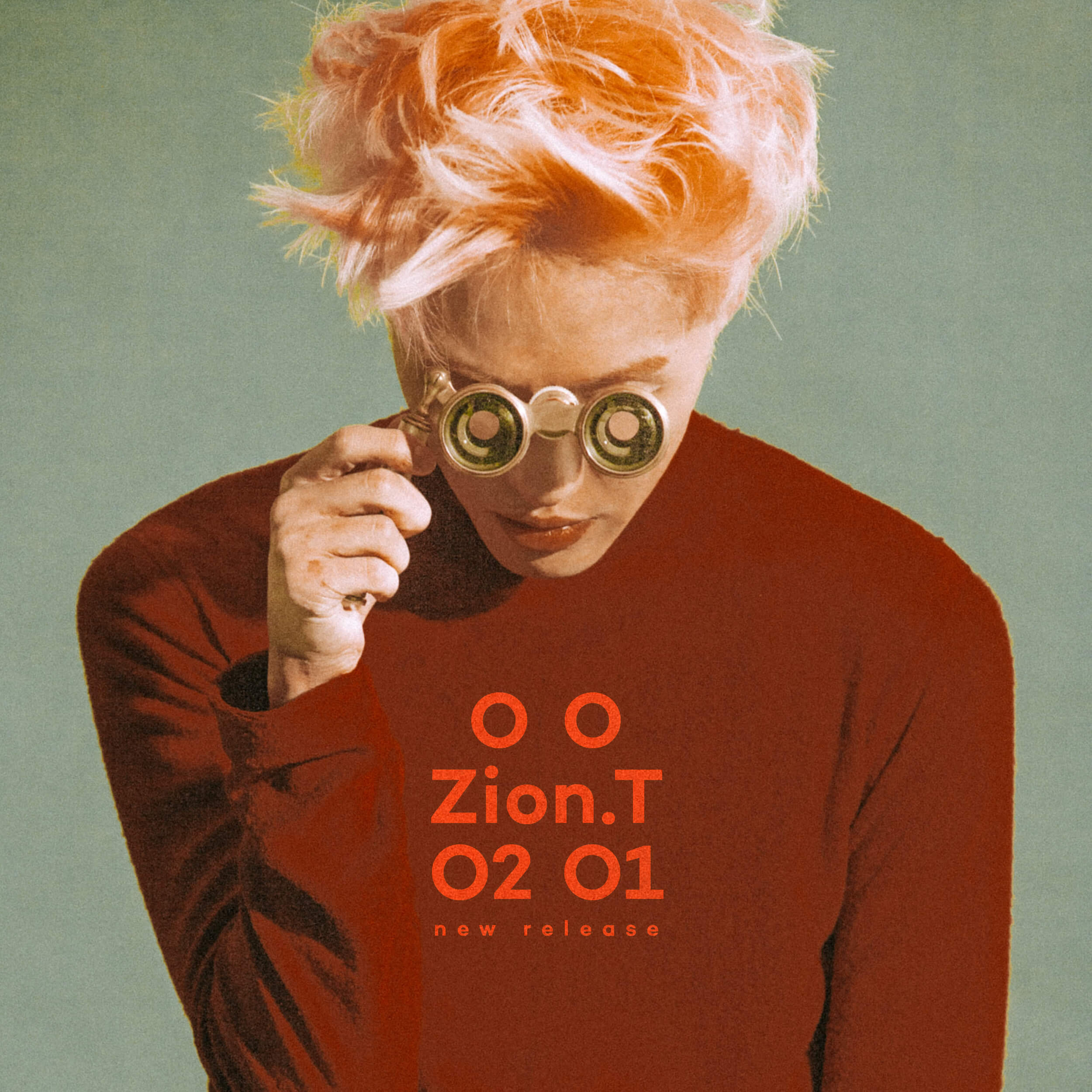 Zion.T Goes Vintage In New Comeback Teaser