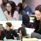 Jang Nara, 2PM's Chansung, And More Gather For First Table Reading Of Upcoming Detective Drama