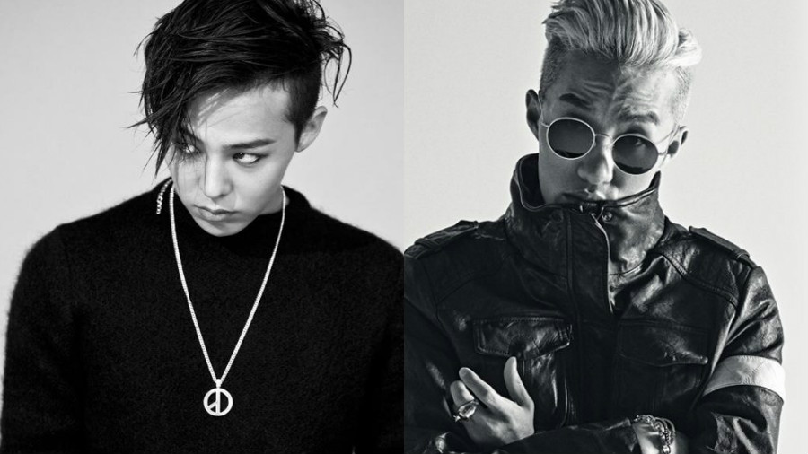 """G-Dragon Featuring In Zion. T's Upcoming Album """"O O"""""""