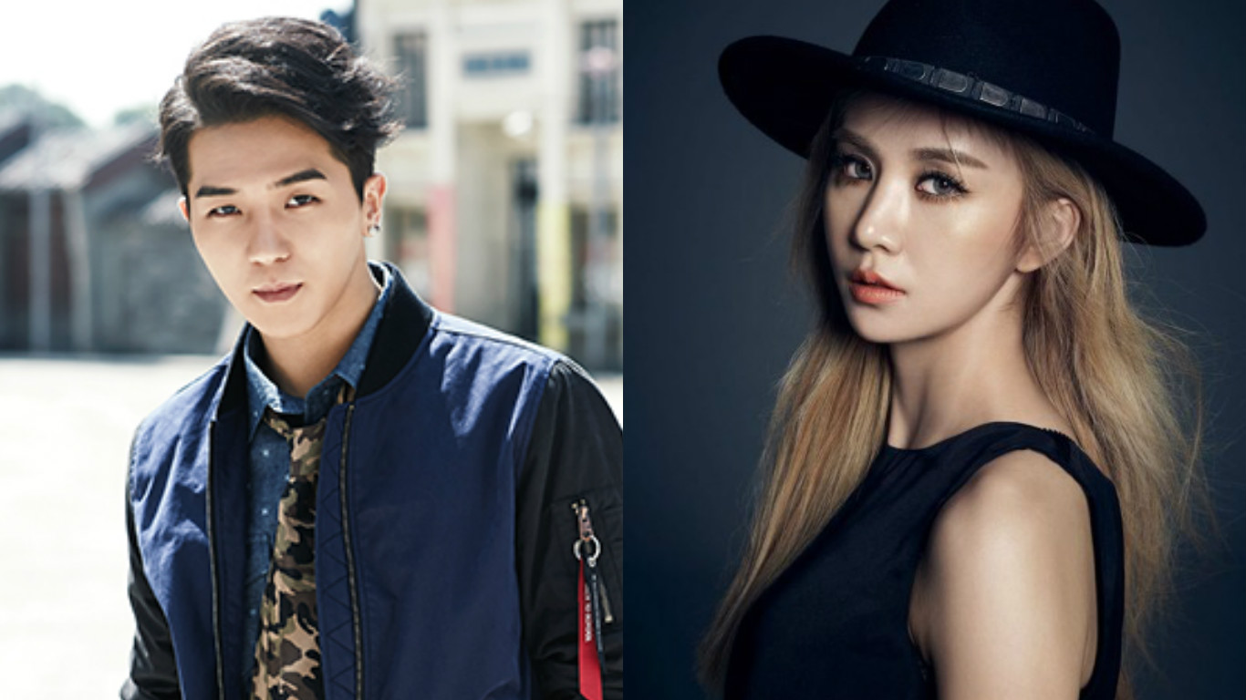 "WINNER's Song Mino And FIESTAR's Cao Lu Confirmed To Guest On ""Flower Crew"""