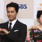 Song Seung Heon Says Acting With Lee Young Ae Made Him Nervous