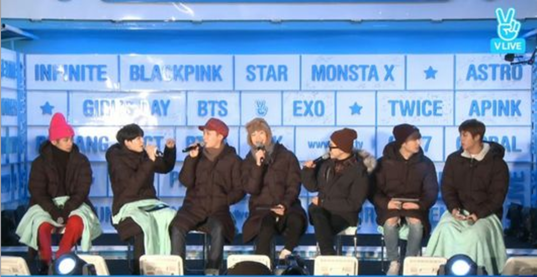 """BTS Discusses Their """"Hallyu-dol"""" Status And Confidently"""