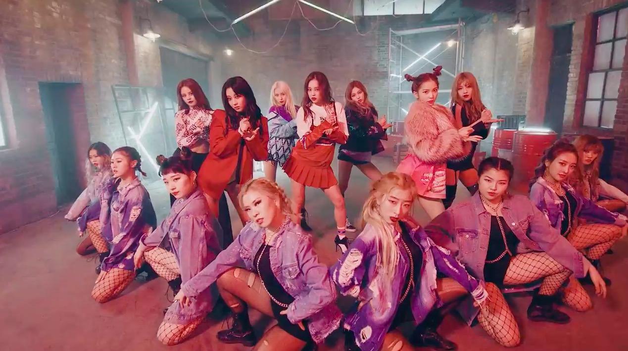 "Watch: CLC Releases Performance Version Of ""Hobgoblin"" MV"