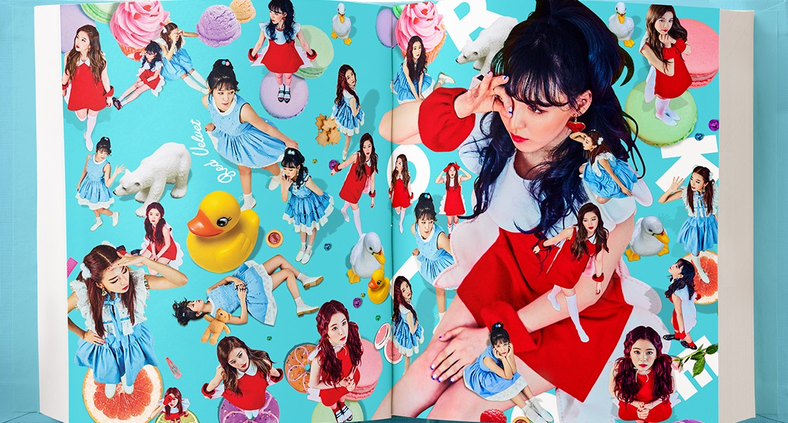 """Red Velvet Shares Wendy's Batch Of Teaser Photos For Comeback With """"Rookie"""""""