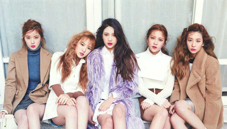 Red Velvet To Choose Official Fan Club Name From Fans' Suggestions