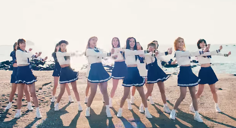 "Watch: Cosmic Girls Sparkles And Shines In Performance Video For ""I Wish"""
