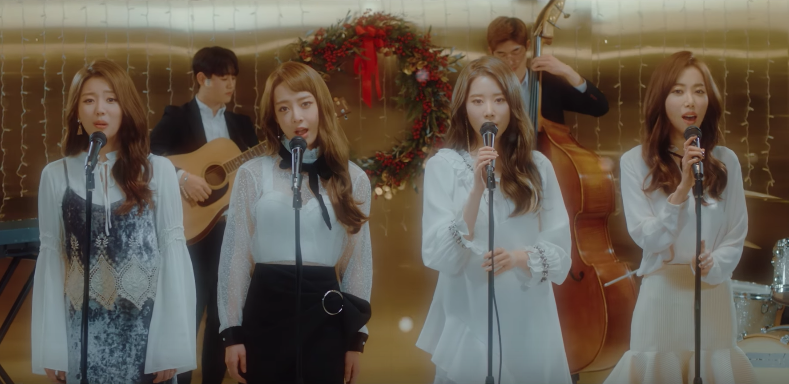 """Watch: Melody Day Makes Comeback With Encouraging Track """"You Seem Busy,"""" Featuring BTOB's Ilhoon"""