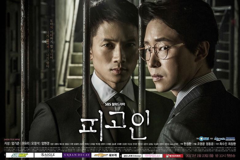 Defendant Ji Sung Uhm Ki Joon