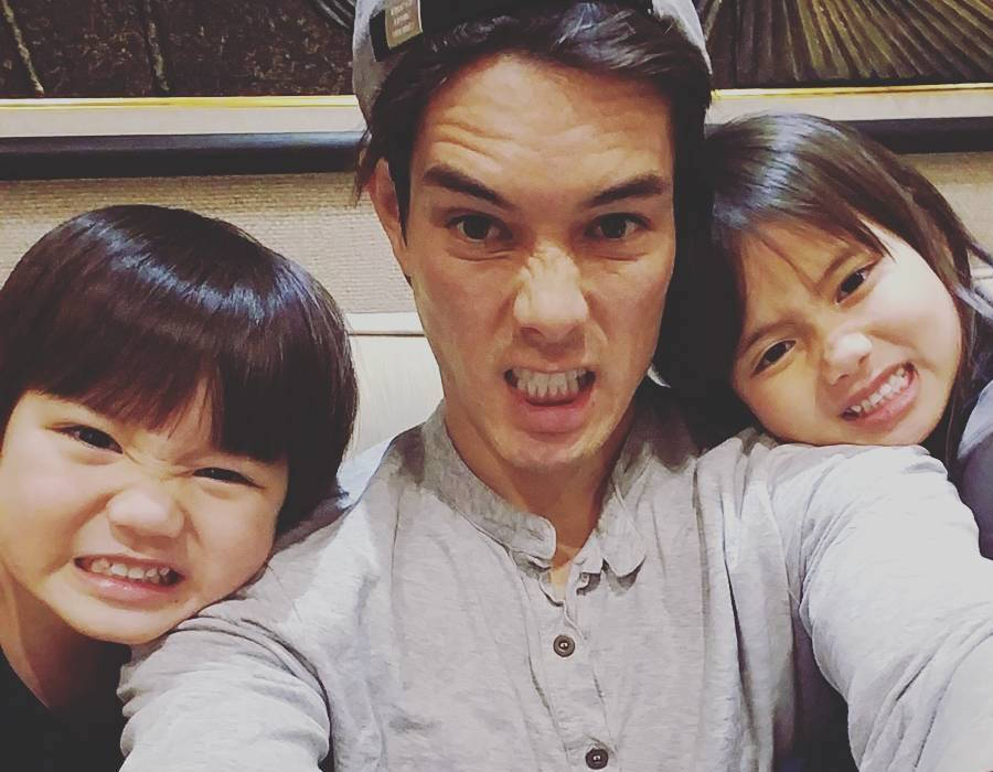 Ricky Kim Gives Positive Update On His Son Tae Oh's Health
