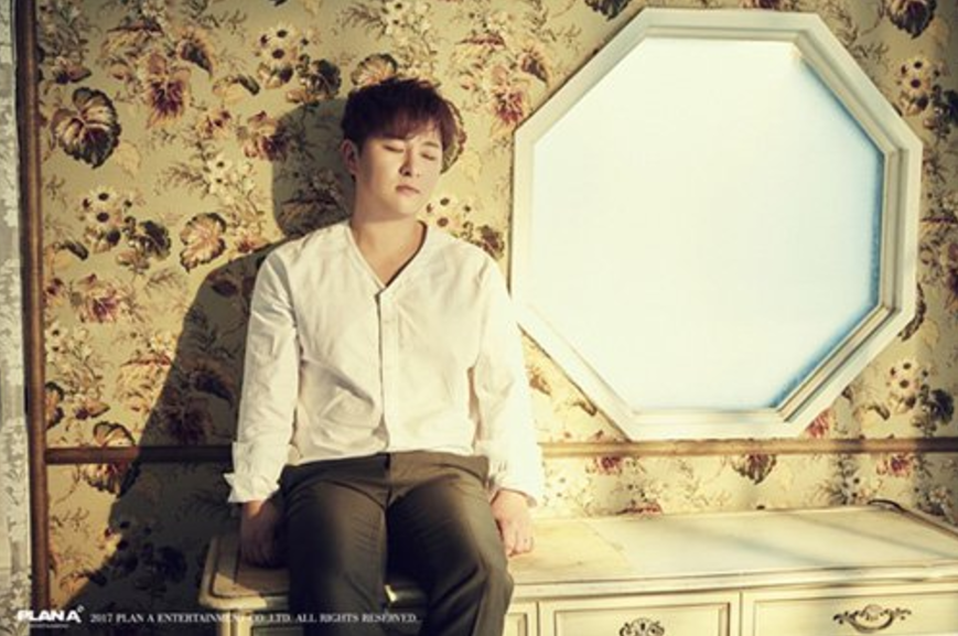 Update: Huh Gak Releases New Teaser Images For His Upcoming 5th Mini Album