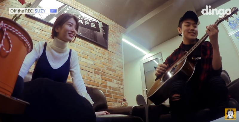 """Watch: Suzy And Sam Kim Perform Acoustic Version Of """"Yes No Maybe"""""""