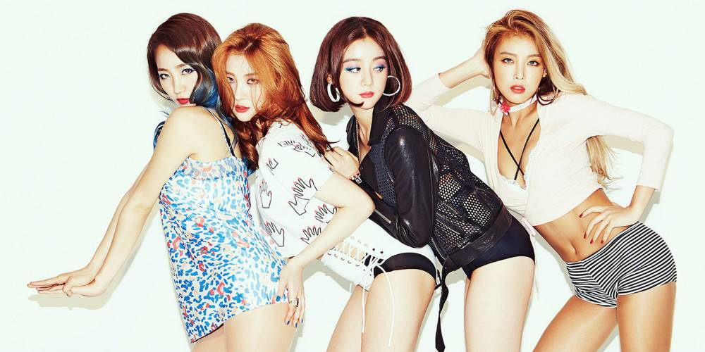 Breaking: Wonder Girls Disbanding, To Release One Last Single