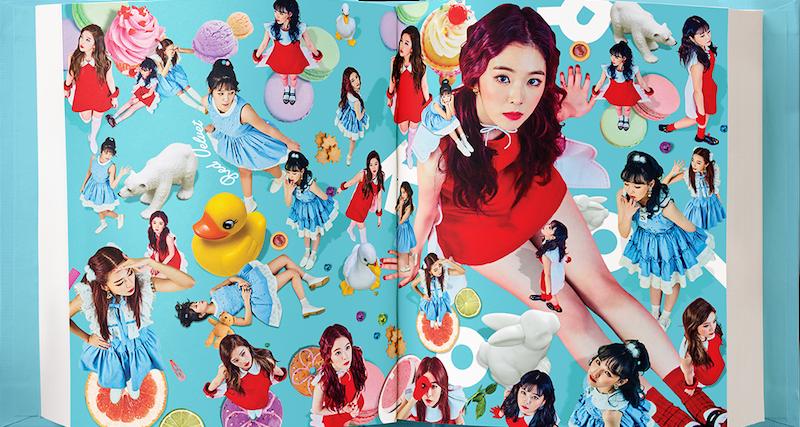 Red Velvet Shares Adorable New Set Of Teaser Photos, Featuring Member Irene