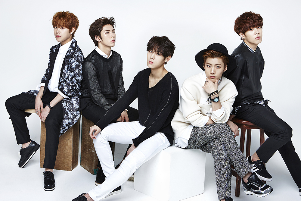 IMFACT Celebrates Their 1st Debut Anniversary