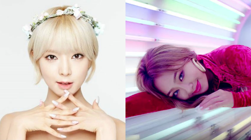 AOA's Choa Shares How Hyorin's Vocal Abilities Once Left Her In Shock