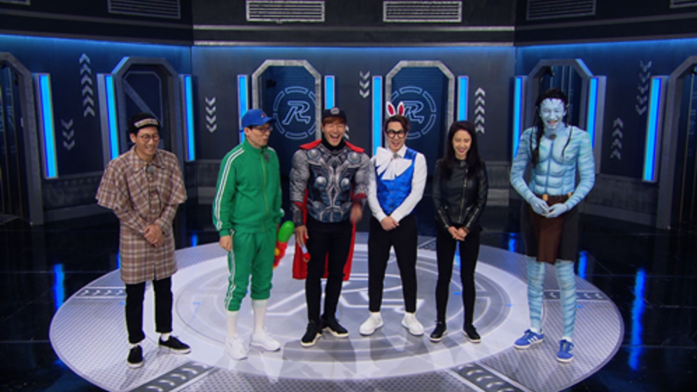 """""""Running Man"""" To Engage In Epic Battle Of Superpowers With Surprise Guest"""