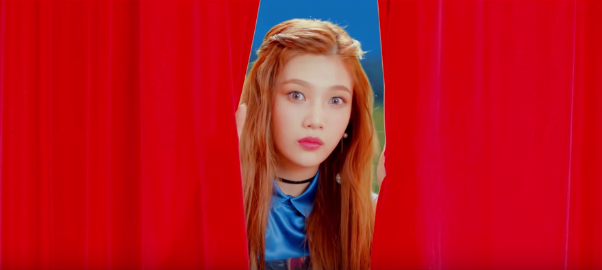 "Watch: Red Velvet Shares Glimpse At Colorful ""Rookie"" MV With Teaser Clip"