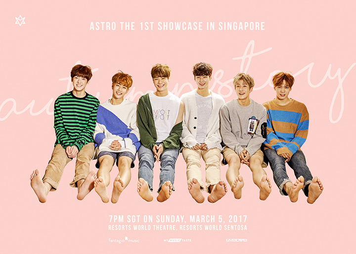 ASTRO To Bring Their Fan Service Prowess To Singapore