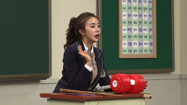 """FIESTAR's Cao Lu Reveals Offbeat New Year's Resolution On """"Ask Us Anything"""""""