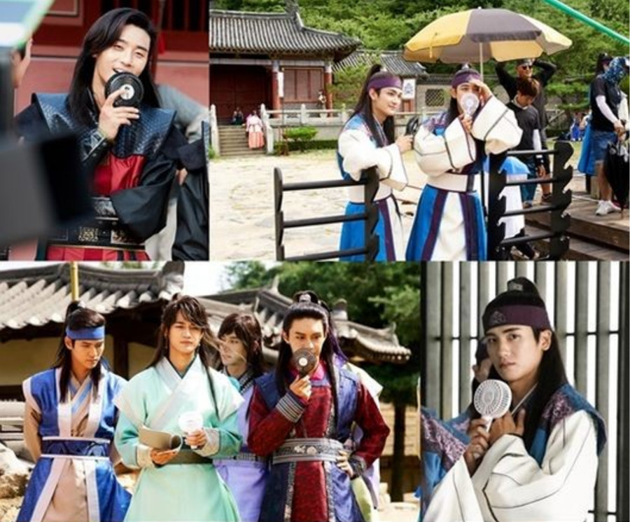 """Hwarang"" Goes Behind The Scenes And Reveals Cast Love And Friendship"