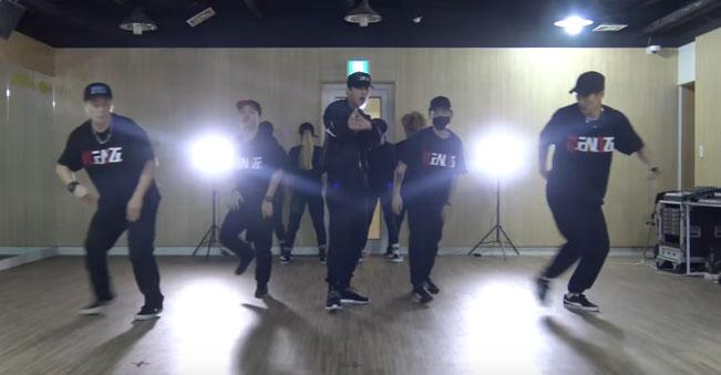"Watch: VIXX's Ravi Drops ""Bomb"" Dance Practice Video"