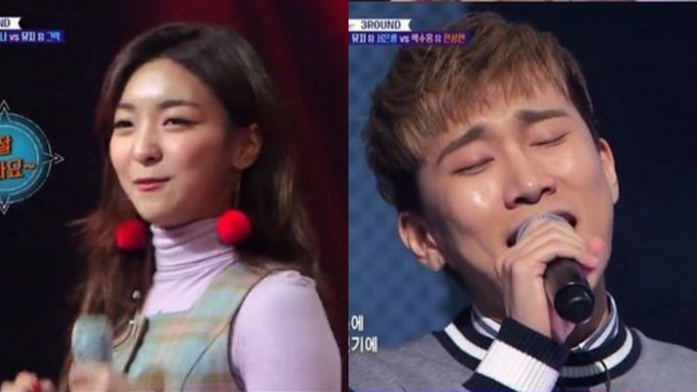 """f(x)'s Luna And BTOB's Eunkwang Act As """"Hidden Cards"""" For Their Teams In Lunar New Year Special"""