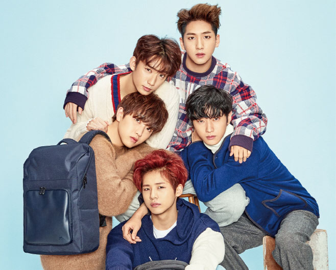 B1A4 Goes Back To School In New Pictorial For CeCi