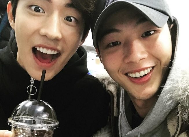 Nam Joo Hyuk Shares Strong Hope To Work With Ji Soo Again