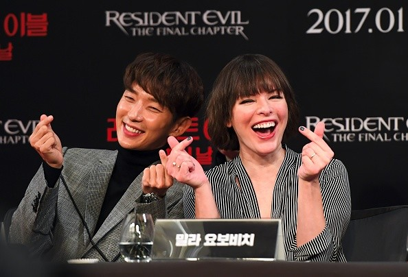 Director Of Resident Evil Offered Role To Lee Joon Gi Based On A
