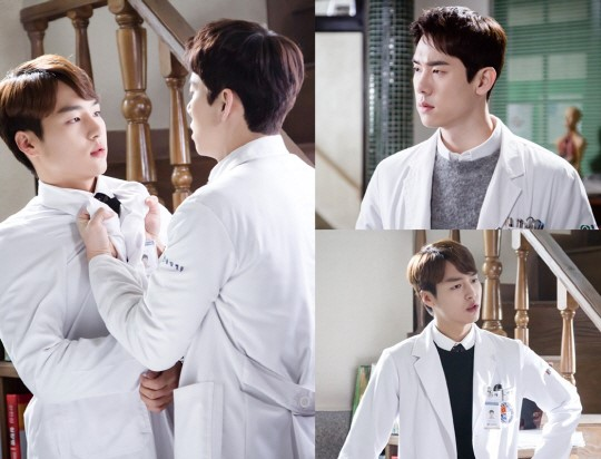 "Yang Se Jong Talks Audition For ""Romantic Doctor Kim"" And Acting As Yoo Yeon Seok's Rival"