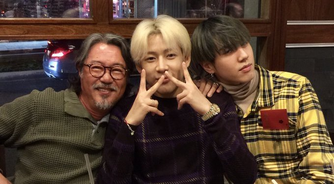 GOT7 Celebrates Lunar New Year With Mark's Family In Los Angeles