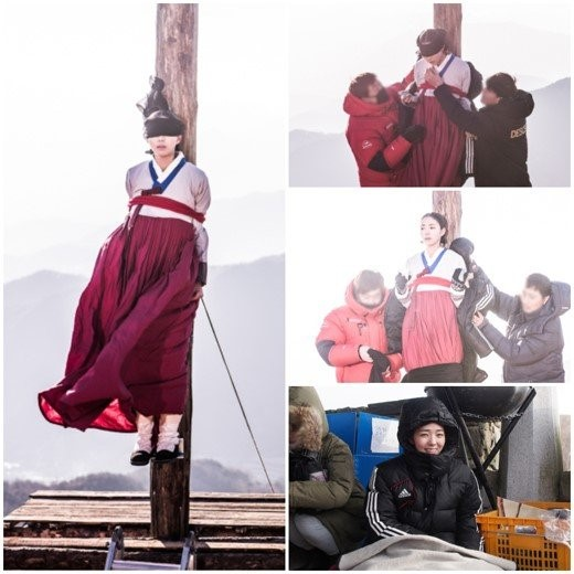 """""""Rebel: Thief Who Stole The People"""" Releases Behind-The-Scenes Cuts Of Chae Soo Bin"""