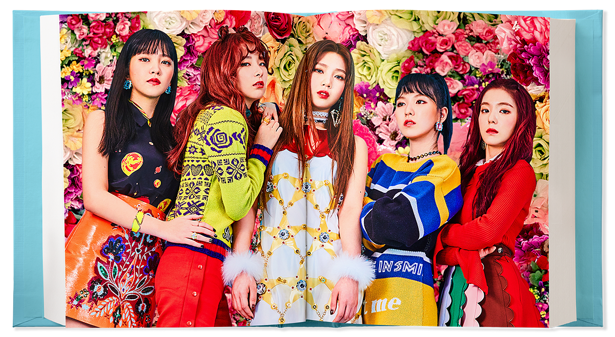 red velvet group