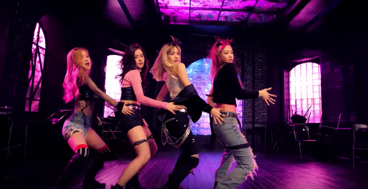 "BLACKPINK's ""BOOMBAYAH"" Becomes Their First MV To Hit 100 Million Views"