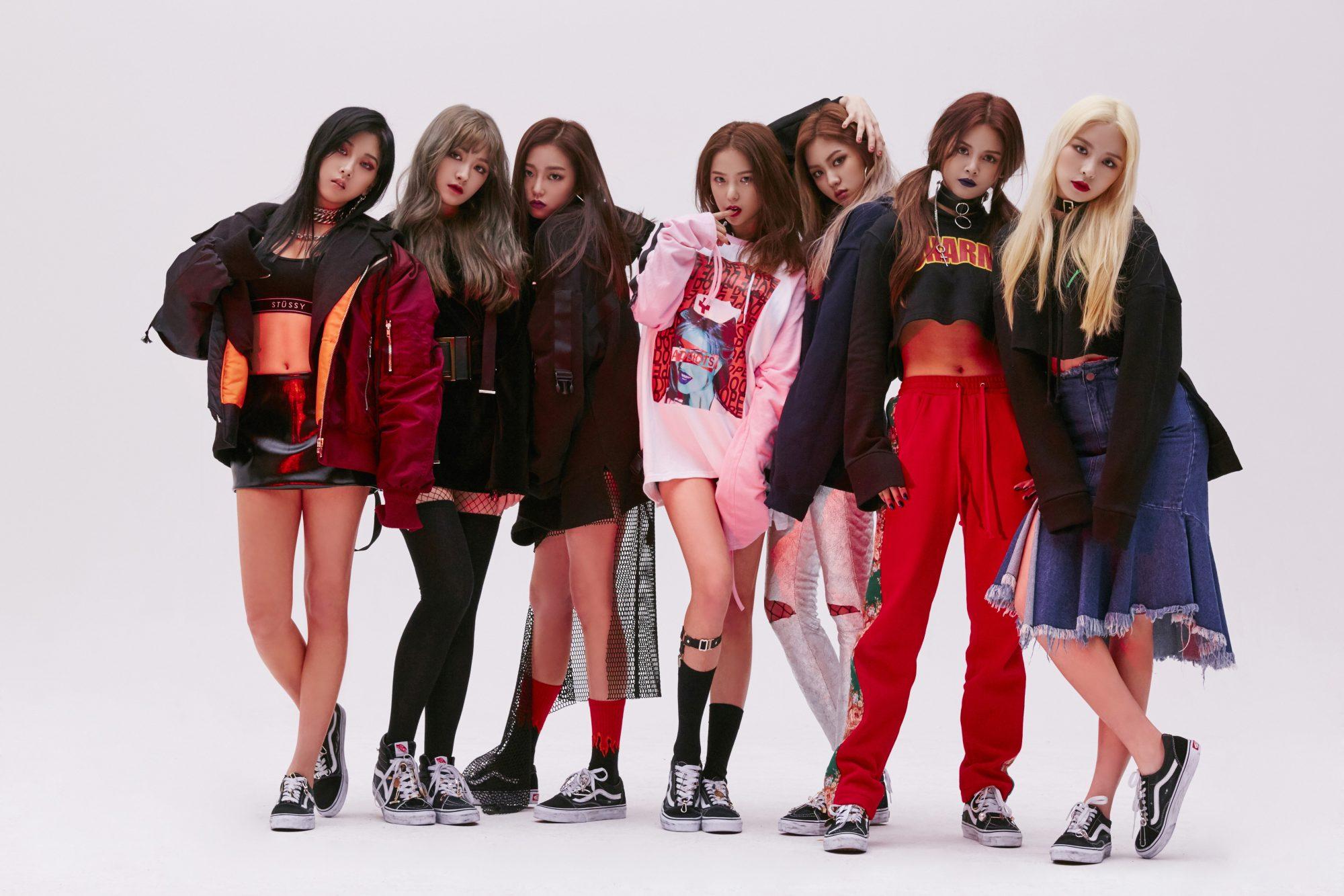 CLC's Latest Album Makes Top 10 On Billboard World Albums Chart