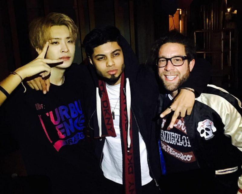 GOT7's Youngjae Meets Elliott Yamin And Sanjoy Thanks To Fans