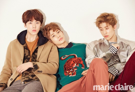 ASTRO Shares Bucket Lists And Happiest Memories For Marie Claire